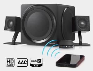 Creative T4 Wireless Bluetooth