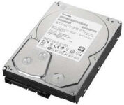 TOSHIBA Disque dur interne SATA 3.5'' 3To