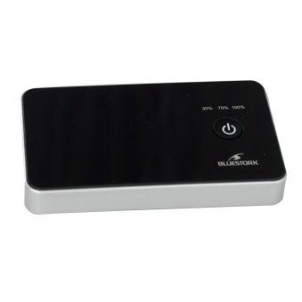BLUESTORK Batterie nomade 3000mAh USB pour tablettes/smartphones