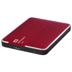WESTERN DIGITAL My Passport Ultra 500Go Red (2.5'' USB3.0)