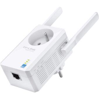 Répéteur WiFi N300 prise FR - TL-WA865RE - Blanc