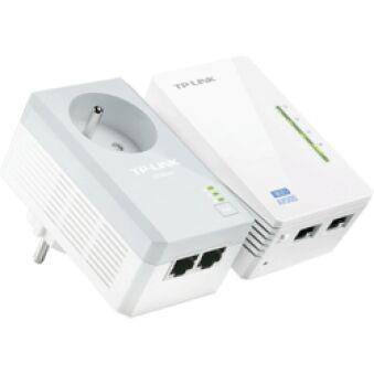 2 CPL500 2prts prise WiFi N300 - TL-WPA4225KIT - Blanc