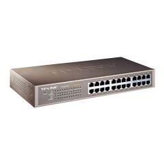 Switch 24 ports Gigabit - TL-SG1024D - Noir