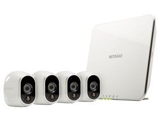 Starter Pack 4 caméras - CAMERA HD  ARLO PACK 4 CAMERAS