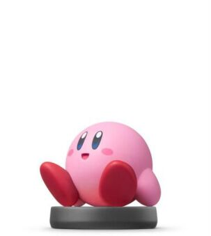AMIIBO COLLECTION SUPER SMASH - KIRBY  11 AMIIBO