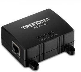 TPE-104GS - Noir Splitter PoE Gigabit
