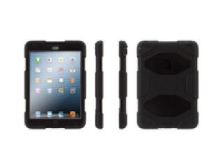 SURVIVOR ALL-TERRAIN - Black Coque iPad mini