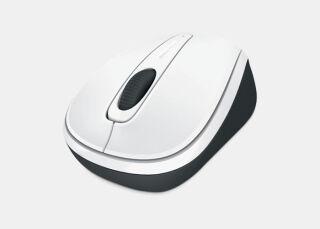 WIRELESS MOUSE 3500 WHITE souris sans fil