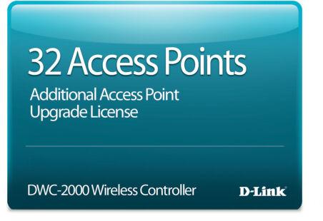 DWC-2000-AP32-LIC POINT D'ACCES 32AP