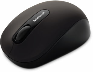 MOBILE MOUSE 3600 BLACK souris bluetooth