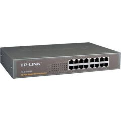 Switch 16 ports Gigabit - TL-SG1016D - Noir