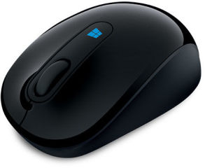 SCULPT MOBILE MOUSE COAL BLACK souris