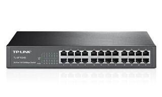TL-SF1024D V2.0 - Noir Switch 24 Ports