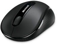 WIRELESS MOBILE 4000 BLACK souris sans fil
