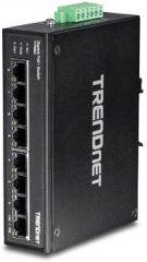 TI-PG80 - Noir Switch 8 Ports gigabit