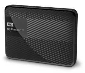 DD MY PASSPORT X 2TO - Noir DD externe 2To 2.5' Xbox/PC