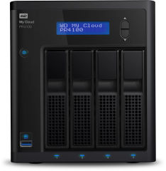 MY CLOUD PR4100 0TB EMEA NAS