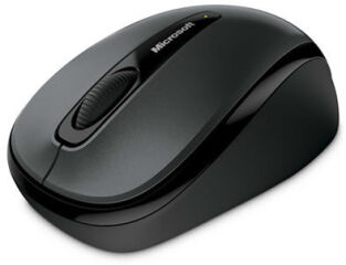 WIRELESS MOUSE 3500 GREY souris sans fil