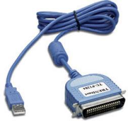 TRENDnet TU-P1284 - Convertisseur USB vers Parallele