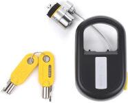 KENSINGTON Micro Saver retractable Notebook lock (cable de securité)-