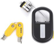 KENSINGTON Micro Saver retractable Notebook lock (cable de securité)-