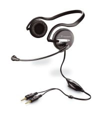 PLANTRONICS Audio 345 (micro-casque contour de nuque + cde cordon)