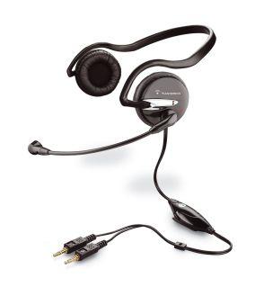 PLANTRONICS Audio 345 (micro-casque contour de nuque + cde cordon)
