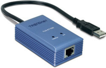 TRENDnet TU2-ET100 - Adaptateur USB 2.0 vers Ethernet 10/100