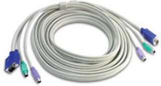 TRENDNET TK-C15 - Cable pour KVM PS/2 4.5m male/male -