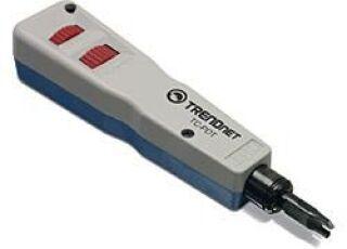 Réglette de raccordement - TC-PDT -Gris et Bleu