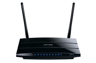 TP-LINK TL-WDR3600 - Routeur Gigabit Wi-Fi N 600 Dual Band ¬.