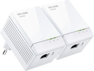 Kit 2 CPL 600Mbps - TL-PA6010KIT - Blanc