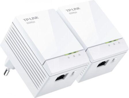 Kit 2 CPL 600Mbps - TL-PA6010KIT - Blanc